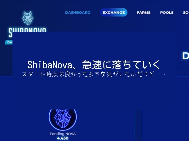 ShibaNova 分散型取引所