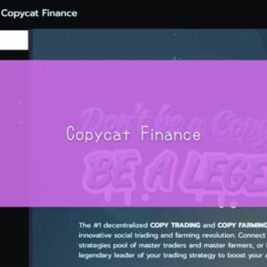 Copycat Finance